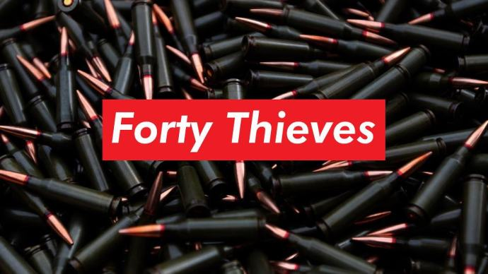 40 Thieves Bullets